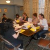 YPG Cares Volunteers Assist Center for Fiction