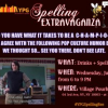 Join us TOMORROW NIGHT for YPG's Spelling Bee Extravaganza and c-o-c-k-t-a-i-l-s!
