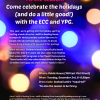 CBC ECC Holiday Party and Children's Book Drive