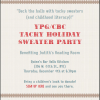 YPG Tacky Holiday Sweater Party!