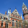 Literary Landmarks: Jefferson Market Library