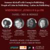 Summer Kickoff with YPG + POC in Publishing + LatinX!