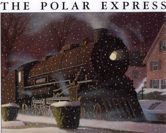 YPG Book to Film Club: The Polar Express | Young to Publishing Group