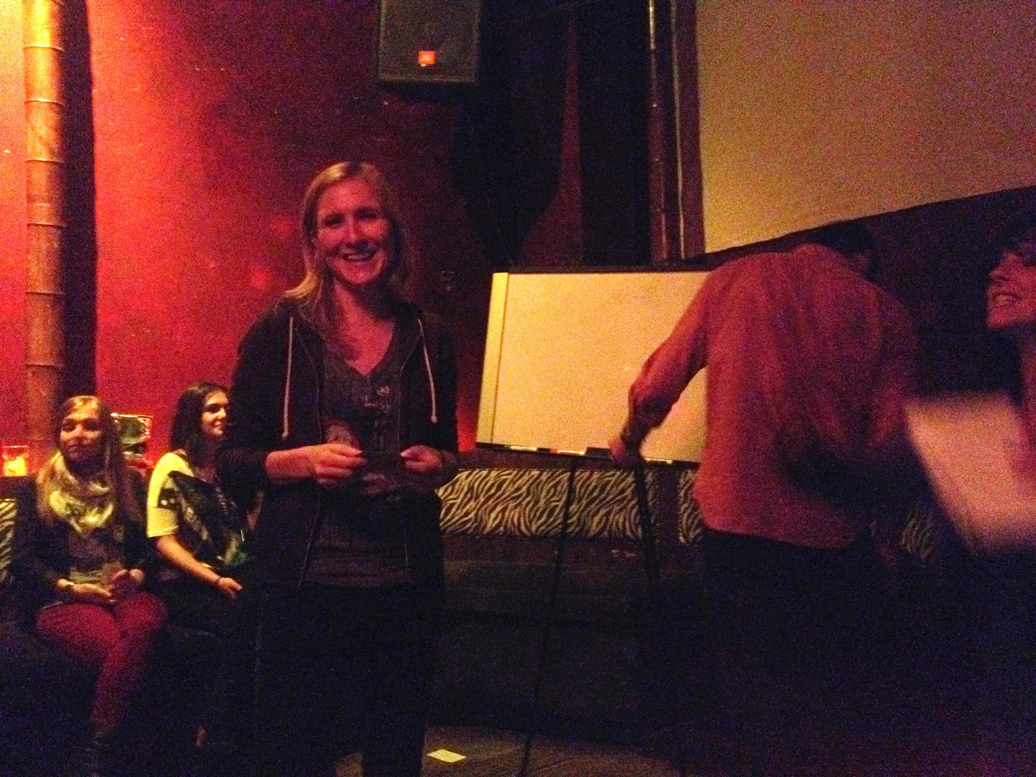 Literary Pictionary at Lit Crawl 2014