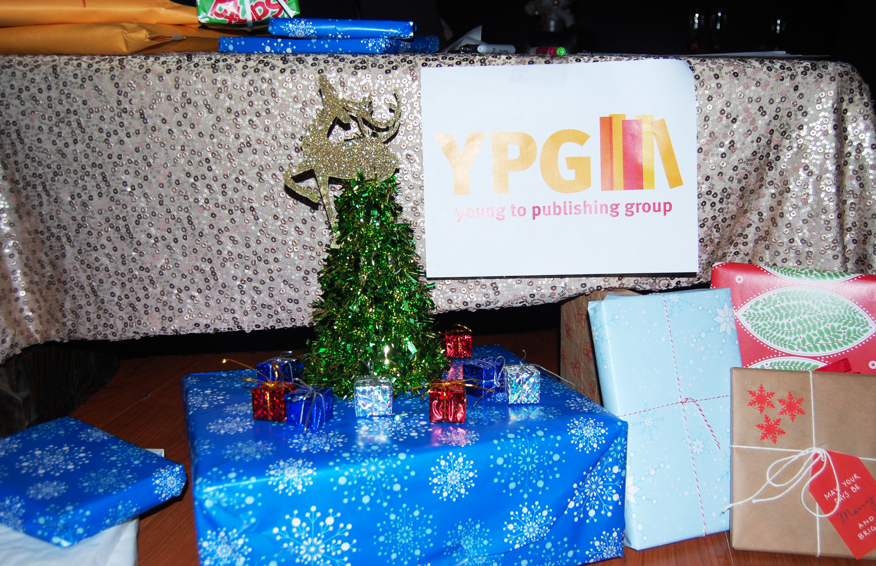 YPG Bay Area Holiday Party 2014