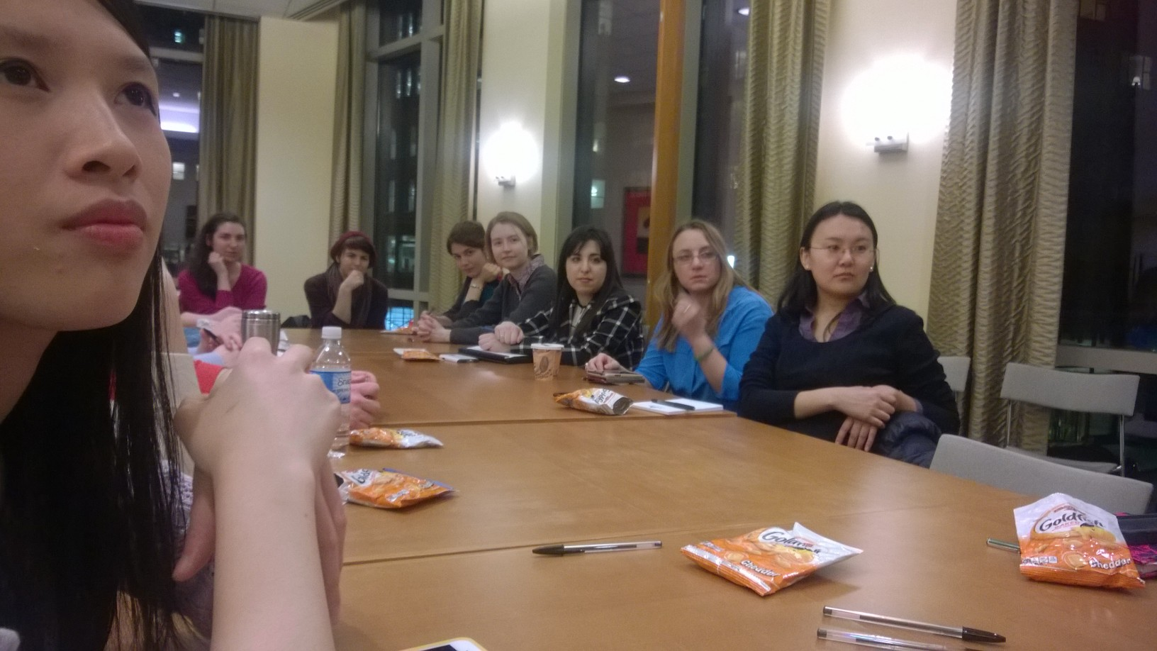 YPG Writers' Roundtable (January 2015)