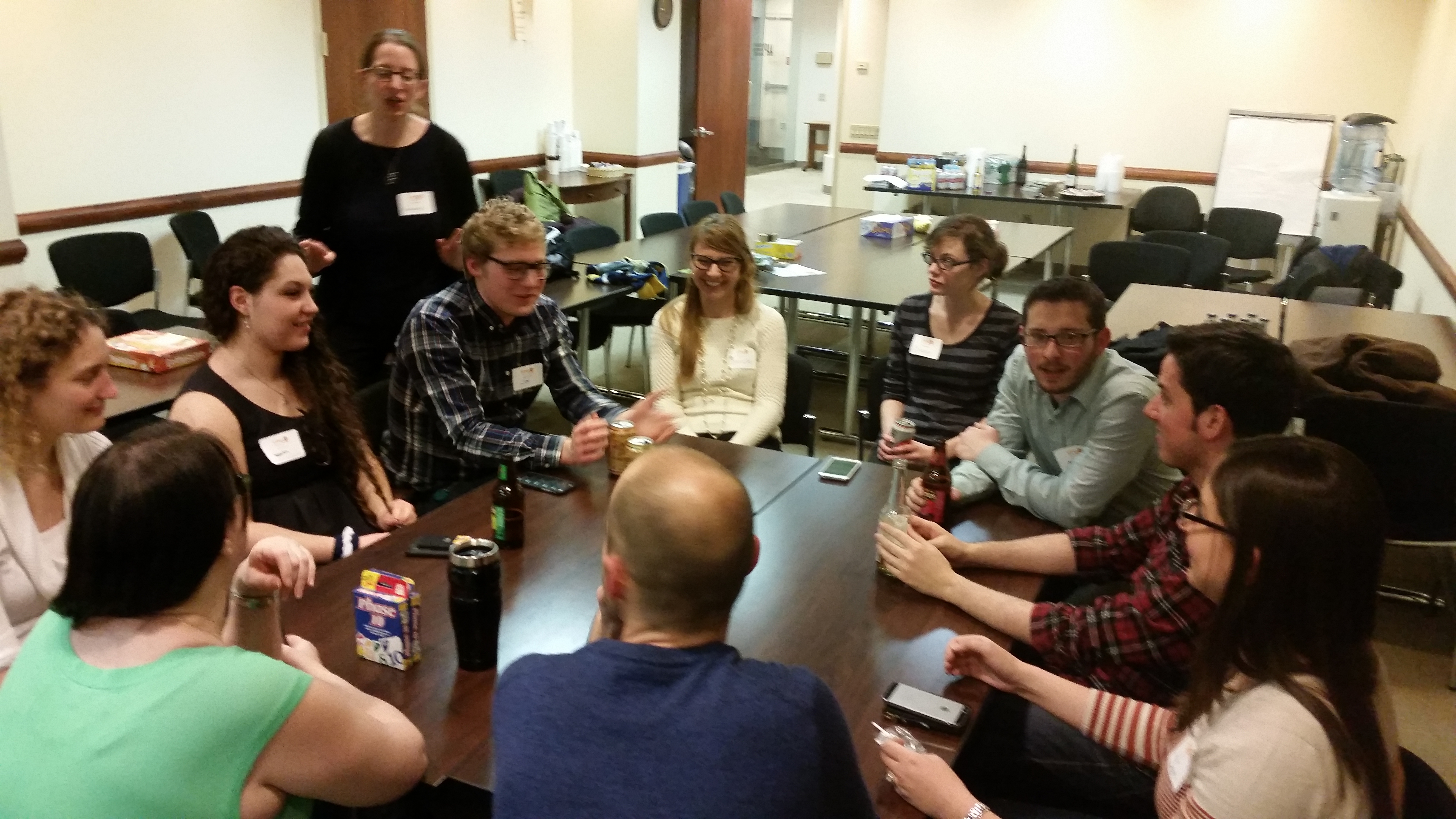 Beer & Board Games Night 2015
