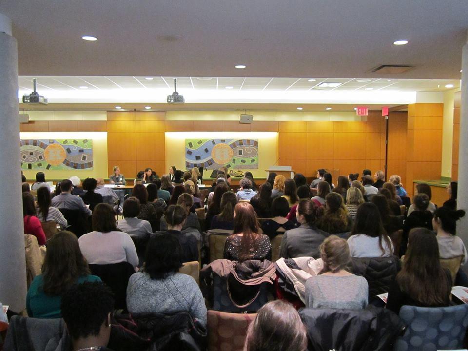 WNBA Women Executives in Publishing Panel
