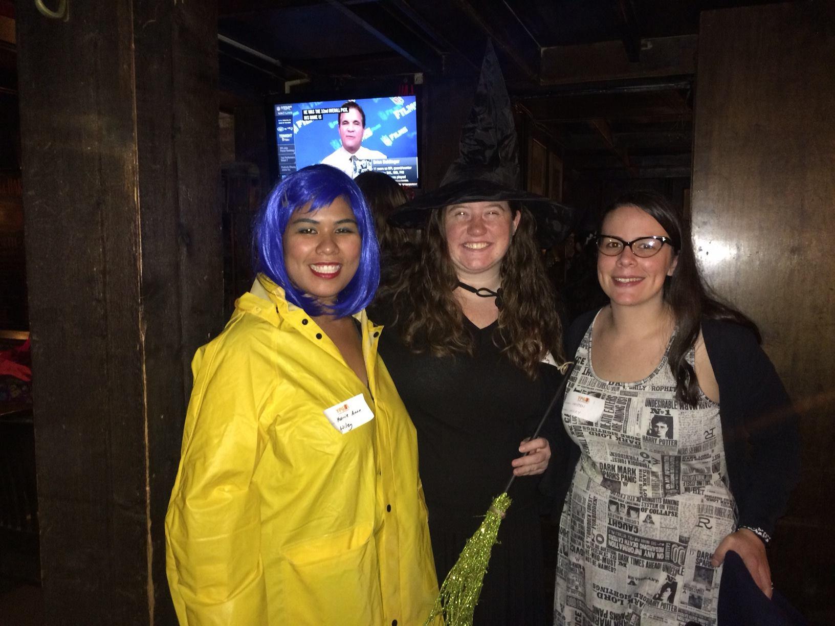YPG/CBC Halloween Spooktacular!