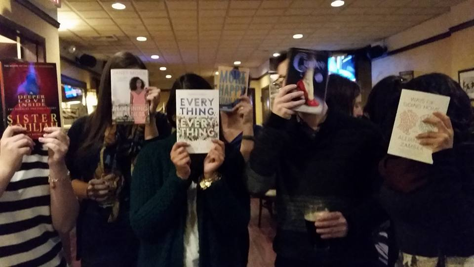 2016 Diverse Book Blind Date Happy Hour