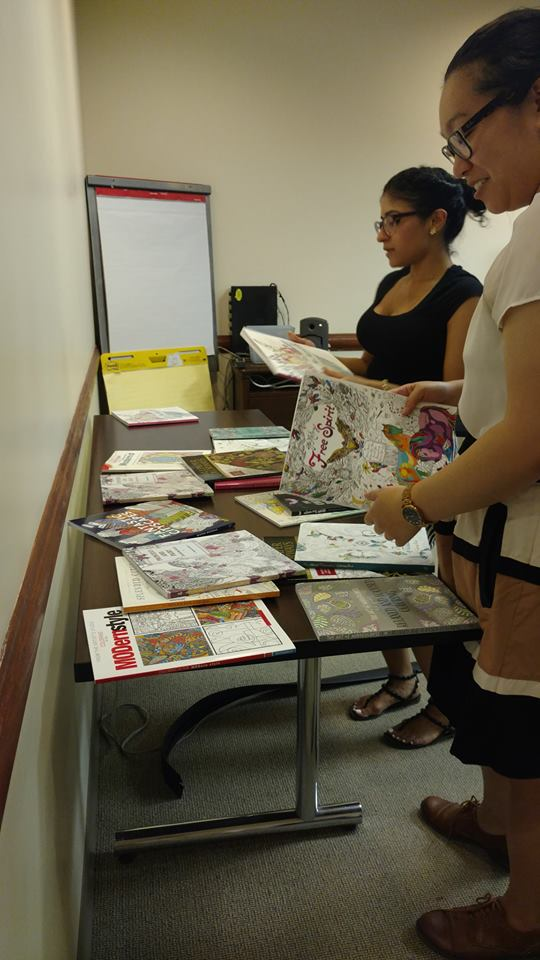 DIYPG: Coloring Books