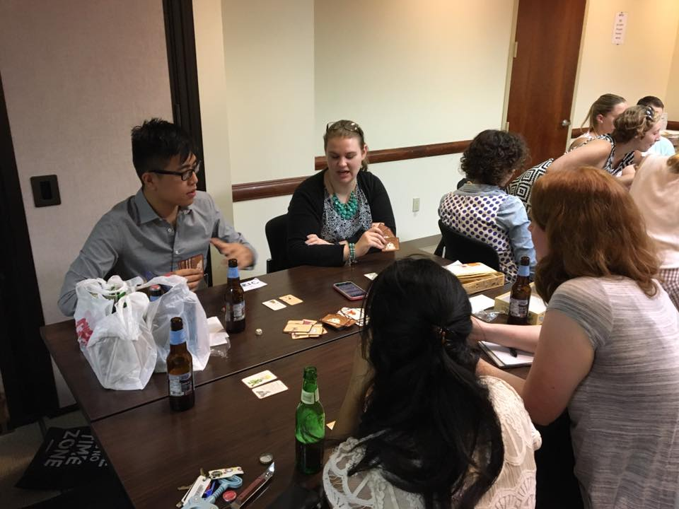 YPG Game Night - Summer 2016