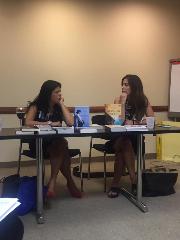 Latinos in Publishing event