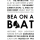 BEA on a Boat Party