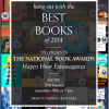 YPG National Book Awards Happy Hour Extravaganza 2014!