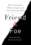 Friend and Foe cover
