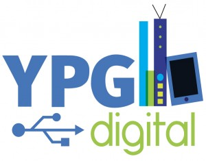 YPG Digital Logo