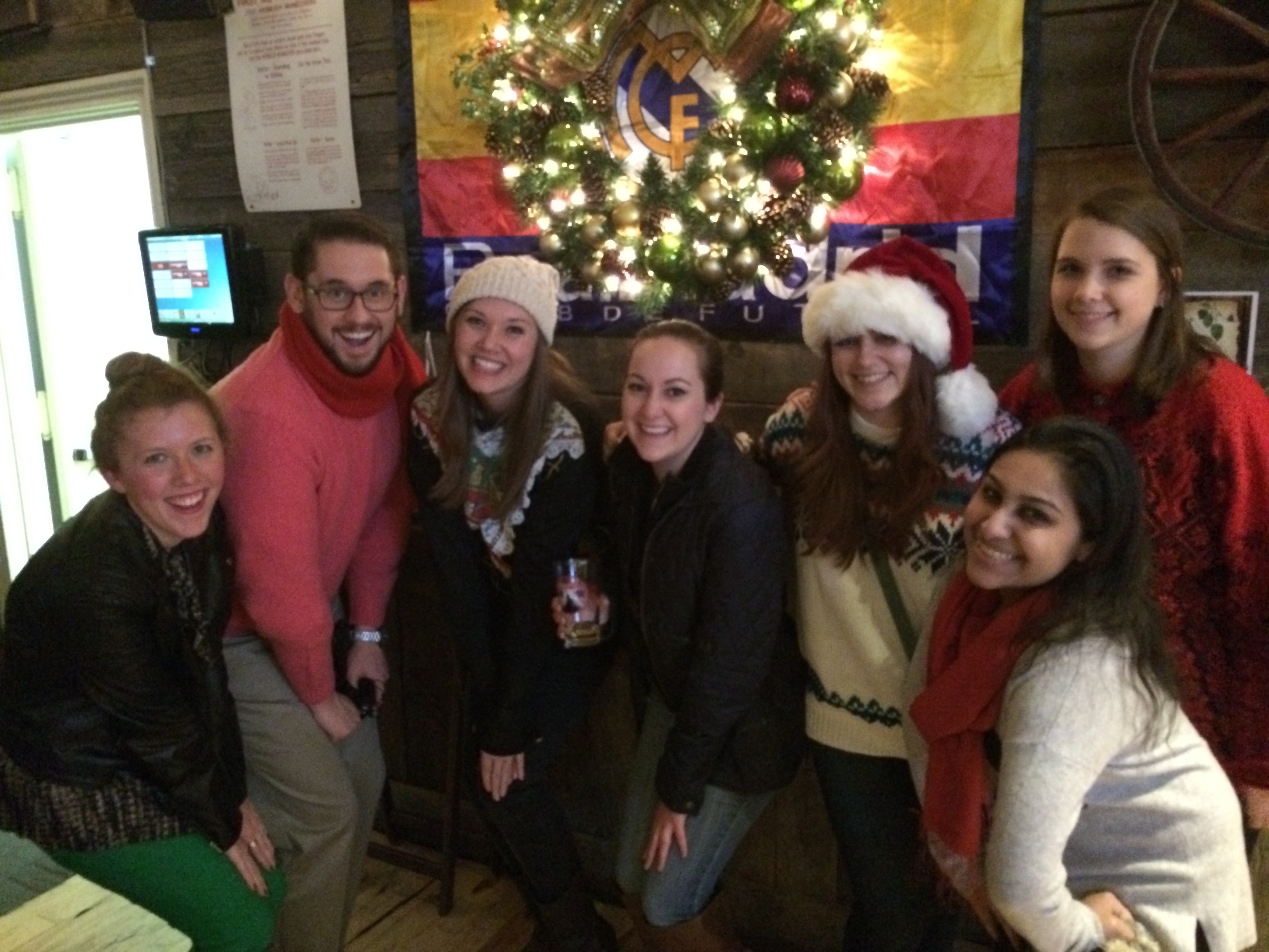 YPG's Tacky Holiday Sweater Party 2014!
