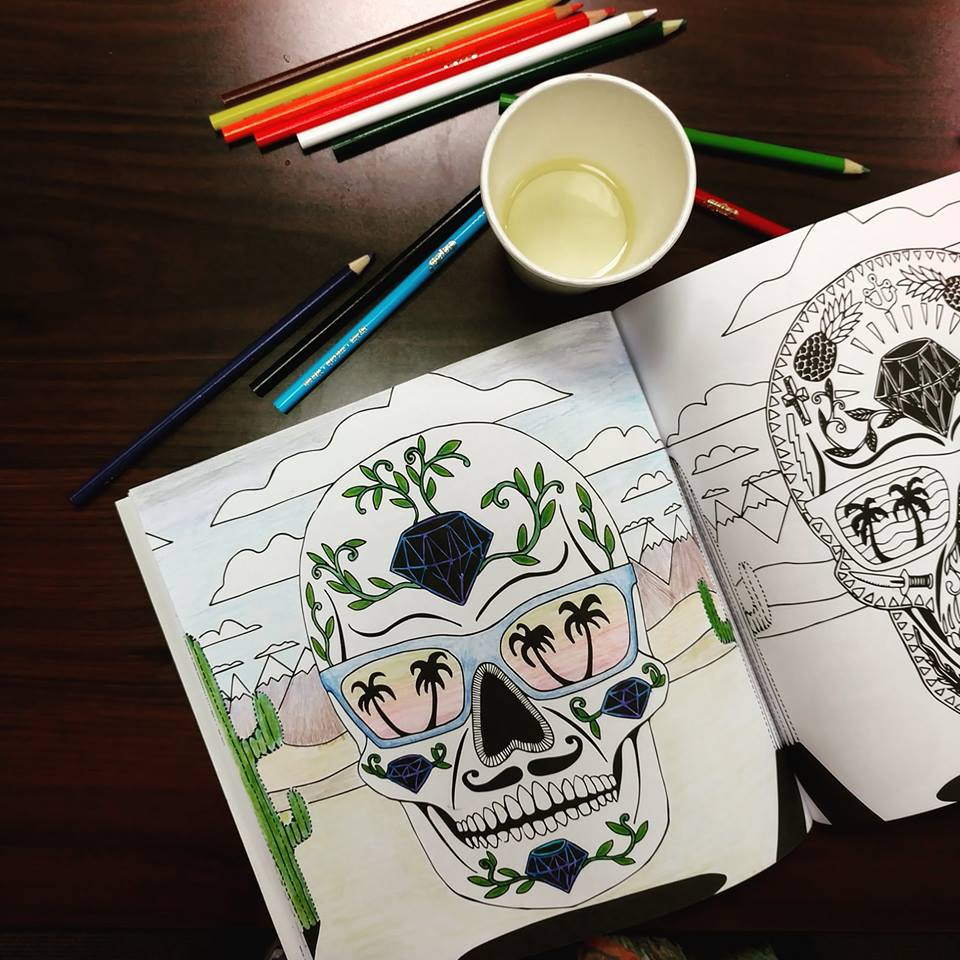 DIYPG: Coloring Books